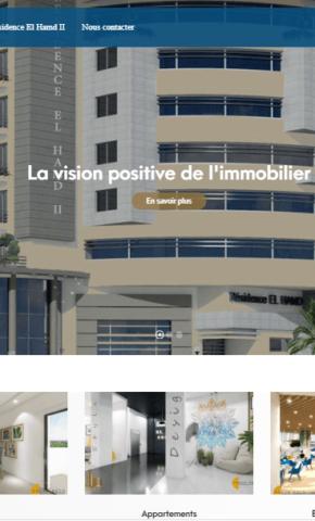 Immobilière Elhamd -EBS