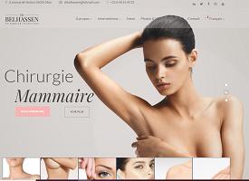 site web catalogue-Dr-Belhassen.fr