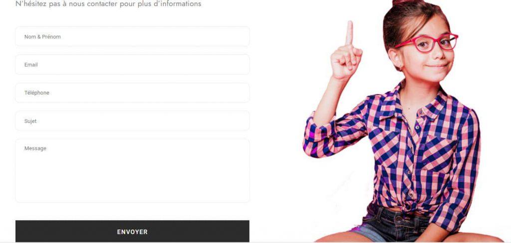 naadshop.com-site e-commerce pour les vêtements