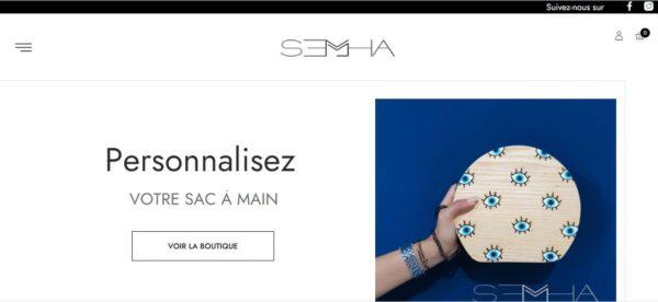 semhaa-site e-commerce