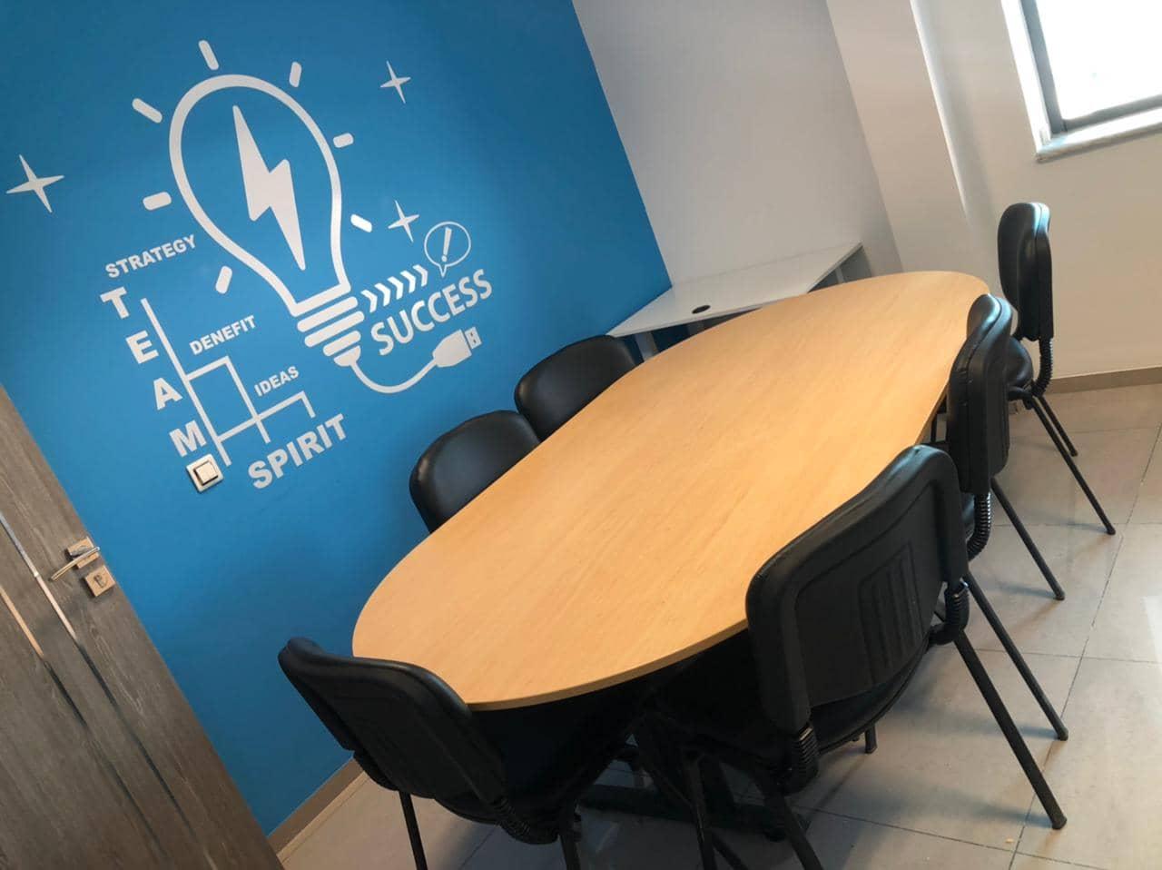 salle de réunion - notre agence web