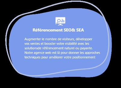 Référencement SEO - SEA-agence web et mobile - Expert Business Solutions