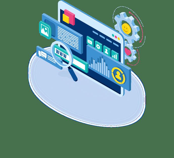 Référencement et digital marketing - Boite de développement web en Tunisie-Expert Business Solutions